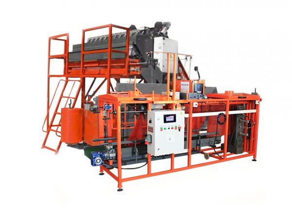 Автоматический фасовочно-упаковочный комплекс для овощей АБС9
