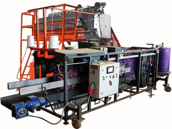 Автоматический фасовочно-упаковочный комплекс АБС-9