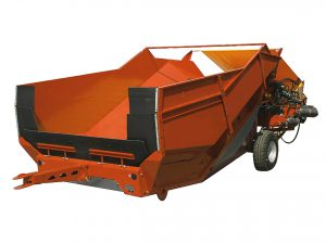Бункер приёмный сортировочный БПС-2060
