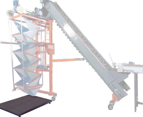Оборудование для закладки на хранение лука