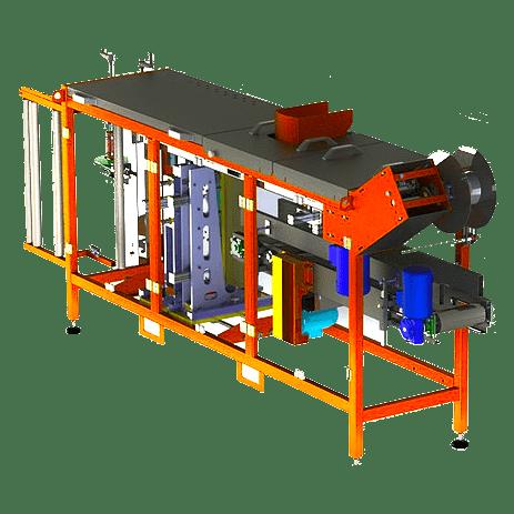 Упаковочная машина в полиэтилен УМП-18 (от 10 до 18кг)