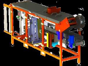 Упаковочная машина в полиэтилен УМП-5 (от 0,5 до 5 кг)