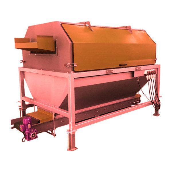 Оборудование для обработки лука