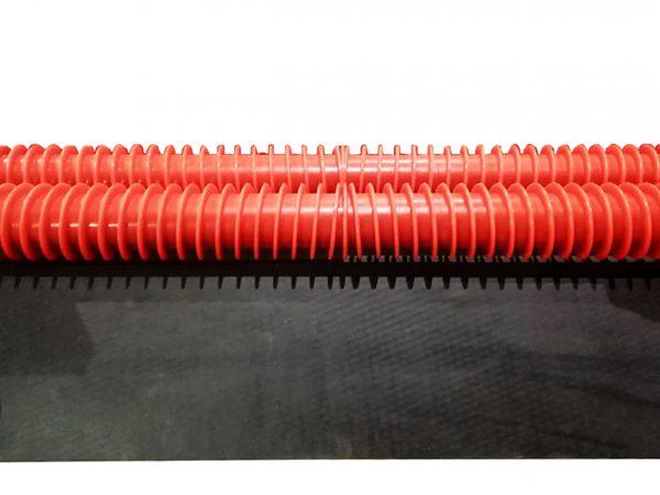 Спиральные валы 2 ряда [опция МСО]